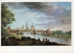 The monastery in the 1780s.