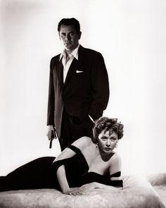 Glenn Ford Gloria Grahame - The Big Heat 1953