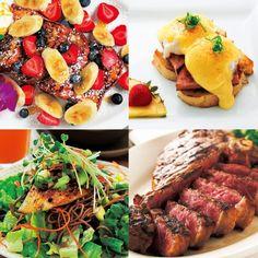エレ女行きつけの一軒をはじめ、最新スポットまで、ハワイのおすすめレストランを一挙ご紹介! その日の気分に合わせて使い分けて。