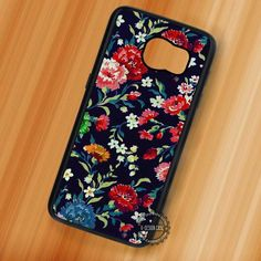 Vampire Weekend Floral - Samsung Galaxy S7 S6 S5 Note 4 Cases & Covers