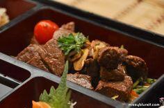 beef teppanyaki @ Kofuku