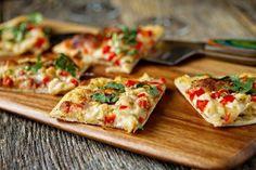 Нежнейшая пицца без муки » Женский Мир