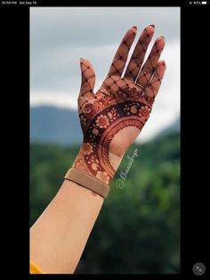 Pretty Henna Designs, Floral Henna Designs, Mehndi Designs Feet, Full Hand Mehndi Designs, Henna Art Designs, Stylish Mehndi Designs, Mehndi Designs For Girls, Wedding Mehndi Designs, Mehndi Designs For Fingers