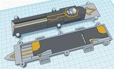 Bildresultat för assassin's creed hidden blade blueprint