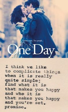 #oneday #annehathaway #love #wedding #truelove #quote #beautiful #family #romantic