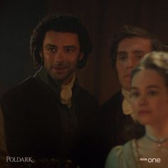 The point I think Ross really fell in love with Demelza ...