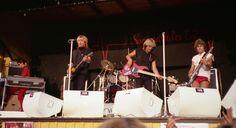 @Gyllene Tider tour premiere July 14, 1982