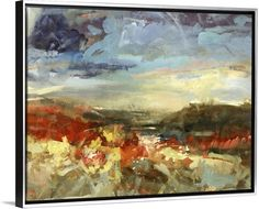 Landscape from great big canvas