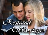 Restored Marriages - Dead marriages can come back to life with God's help and faith.
