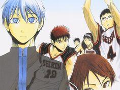 Ivrea muestra la portada de Kuroko no Basket #1