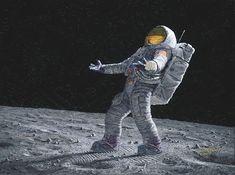 National Wildlife Galleries: The Art Of Alan Bean, Astronaut