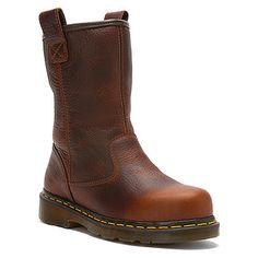 Dr Martens Esme ST Short Rigger Boot found at #OnlineShoes
