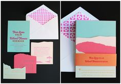 Colorful Palm Springs invites
