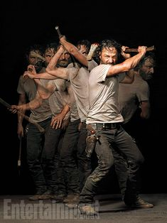 The Walking Dead // Rick Grimes
