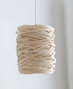 spaghetti lamp by sarahfoote