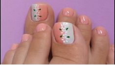 francesa Super manicure francesa pes ideas Super French Manicure Ideas Weight to Pedicure Designs, Pedicure Nail Art, Toe Nail Designs, Toe Nail Art, Manicure Ideas, Glitter French Manicure, French Nails, Cute Toe Nails, Pretty Nails