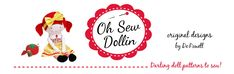 Oh Sew Dollin's Making Toy Dolls for Small Children Tutorial