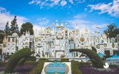 #Disneyland's It's a Small World wallpaper