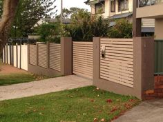 Wrap Your House Around the Best Aluminum Slat Fencing from Accolade® Screens Outdoor Blinds, Fencing, Screens, Garage Doors, Outdoor Decor, House, Home Decor, Canvases, Fences