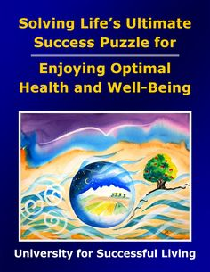 """Enjoying Ultimate Health and Fitness provides you with a path to optimal health and well-being. It presents you with fun and easy tools and the encouragement you need to start taking action. There is no diet plan or sets of instructions on exercises. This interactive """"how to guidebook"""" includes insightful self-discovery exercises that will help you create a new vision of yourself, develop goals and action plans, and establish your support network. Areas Of Life, Self Discovery, Relationships Love, Guide Book, Destiny, Exercises, Encouragement, Presents, Success"""
