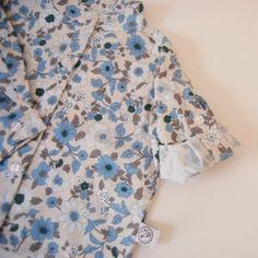 Camisa manga remangable liberty Formentera | No llores patito