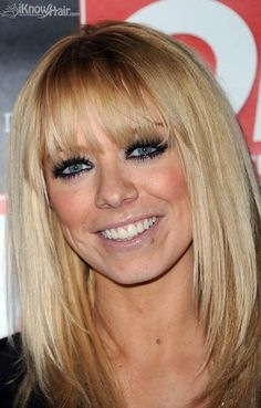 Best Bangs for Long Hair | ... that have come and gone over the years and Long hair with bangs