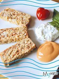 Le pain de poisson (qui fait aimer le poisson) - Momes.net