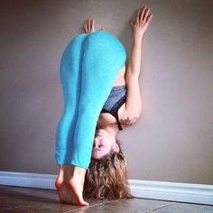 Yoga Contre le Mur | Santé & Fitness