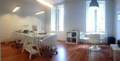 Nuevo despacho exterior disponible en Madrid de tres puestos. Llámanos para más información 917372577. Centro de negocios Elige WorkPlace.
