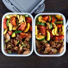 8. Sausage With Summer Squash #greatist https://greatist.com/eat/easy-meal-prep-ideas-in-30-minutes-or-less