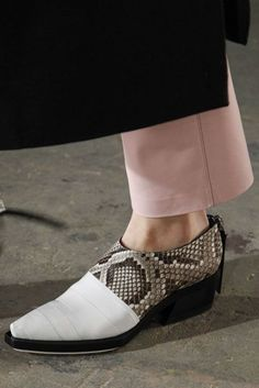 Vogue's Ultimate Shoe Guide Autumn/Winter 2017 Shoes Trend Guide | British Vogue