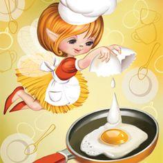 Illustrators, Disney Characters, Fictional Characters, Kitchen, Art, Notebook Ideas, Drop Cloths, Boxes, Chefs