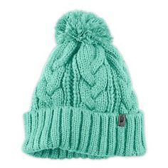 The North Face Women's Accessories RIGSBY POM POM BEANIE