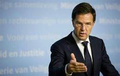 Mark Rutte Minister President PersConf. Aanslagen Parijs 13 November 2015.