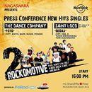 @Regrann from @ekho.thea  -  Hai guys .... dont miss it 2morow Kamis 4 Mei 2017 join with us ROCKOMOTIVE The Dance Company & SaintLoco  Live On Stage Hard Rock Cafe Opening Act RPH Ft Bening 😍😉😊 #NAGASWARA #Launching #presscont #Rockomotive #RockNeverDie #TheDanceCompany #TDC #saintloco #Bebas #HardRockCafe #nomusicnolife #NagaswaraFm live www.nagaswarafm.com dan Youtube