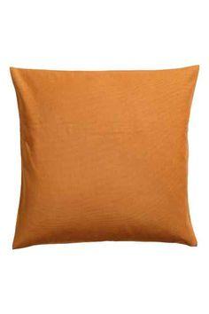 Płócienna poszewka na poduszkę