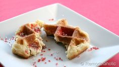 Waffle Iron Sugar Cookie. Now that's a waffle that sounds good!