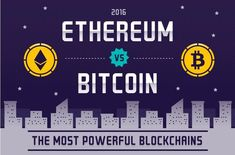 BITCOIN VS ETHEREUM   WHICH CRYPTOCURRENCY WILL COME OUT ON TOP???