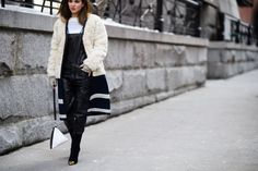 STREET STYLE INSPIRATION DURING NEW YORK FASHION WEEK FALL 2015 PART II