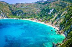 Petani Beach on Kefalonia © Lucian Bolca / Shutterstock