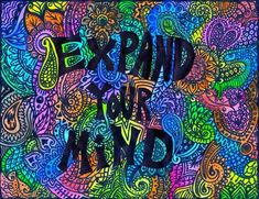 ☮ American Hippie Bohéme Boho Psychedelic Art ☮ Expand your mind Hippie Peace, Happy Hippie, Hippie Love, Hippie Art, Peace Love Happiness, Peace And Love, Hippie Quotes, Gypsy Quotes, Hippie Lifestyle