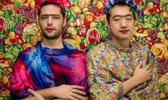 Powerful Project Lets Men, Women And Children Become Frida Kahlo