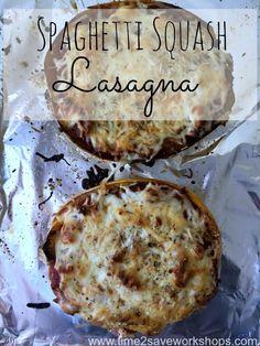 Spaghetti Squash Las