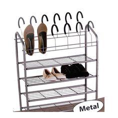 Schoenenrek voor 18 paar schoenen