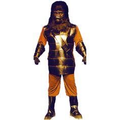 Cornelius code produit : 951-161 5 pièces : Tunique, Pantalon, 2 Surbottes et Coiffe.Taille(s) : Unique.