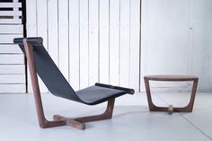 Hookl und Stool 2014 Armada High Armchair