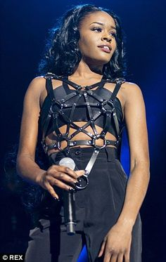 Others involved: Solange's tweet comes after Azealia Banks accused Iggy Azalea of not cari...
