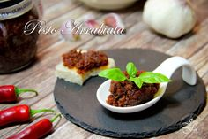 Pesto Arrabiata Rezept von Joyful Food