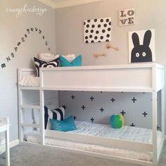 Cool Ikea Kura Beds Ideas For Your Kids Room22