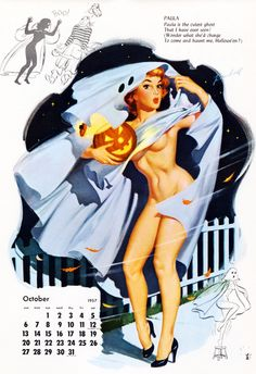 Bill Randall 1957..... if all ghosts looked like this, well--- happy haunting !! love this Tanize, obrigado !